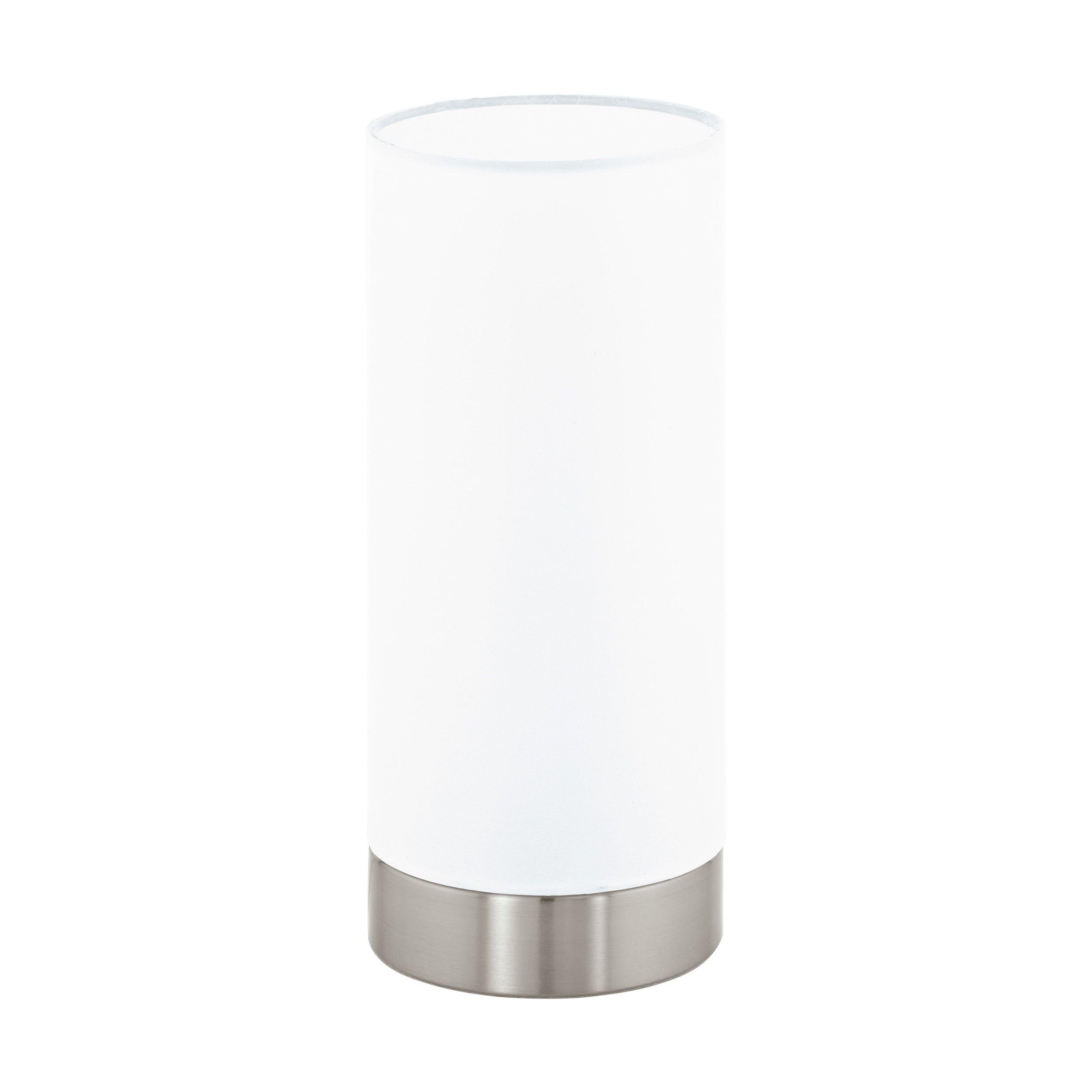 Eglo Pasteri Touch Lamp White