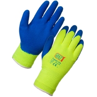 Topaz Ice Knitwrist Grip Glove (Pair)