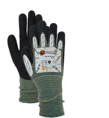 134HFRAF Eureka Heat FR Arc Flash Glove