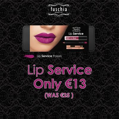 Lip Service Poison