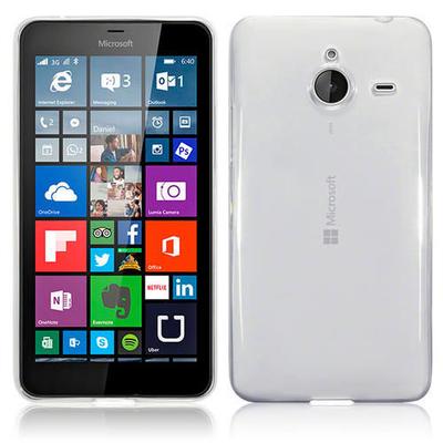Nokia Lumia 640 Clear TPU