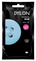 Dylon Hand Dye Sachet Vintage Blue 06 50G