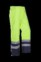 Sioen Tielson Flame retardant, anti-static hi-vis rain trousers