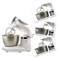 FOOD MIXER 5 SPEED UK PLUG