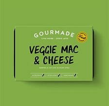 Frozen Gourmade Veggie Mac and Cheese