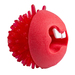 "Rogz Fred Medium Treat Ball - Red 2½"" x 1"