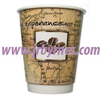 Cup Traveller Double Wall Cup 12oz x25