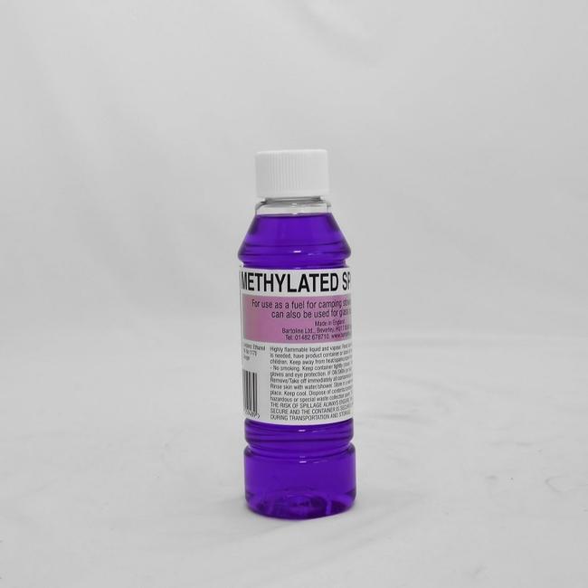 Bartoline Methylated Spirit 250ml - Wilsons - Import