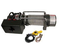 NEILSEN 12v Electric Winch 9000Lbs / 4.5 Ton CT0714