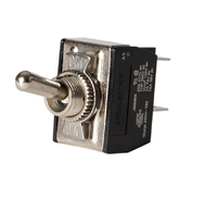 DOUBLE POLE TOGGLE SWITCH
