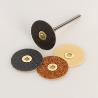 Mandrel and Snap-on/off Sanding Discs