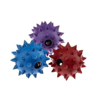 Classic Rubber Spike Ball 50mm Small x 1