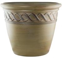 Chainlock Pot 53cm - Sandstone