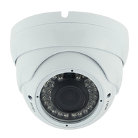 KD CAM 1080p 4 in 1 Varifocal Dome White