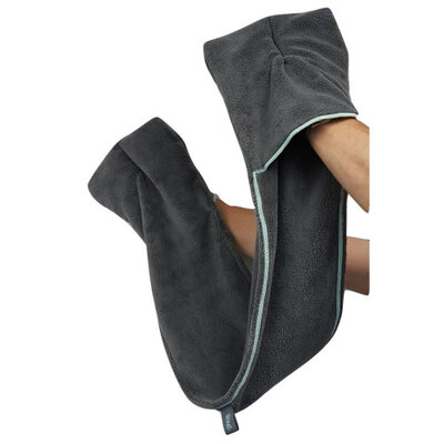 Henry Wag Microfibre Glove Towel 100 x 22cm x 1
