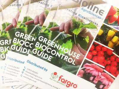 Bioline Greenhouse Biocontrol Guide