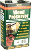 WOOD PRESERVER 5L CLEAR