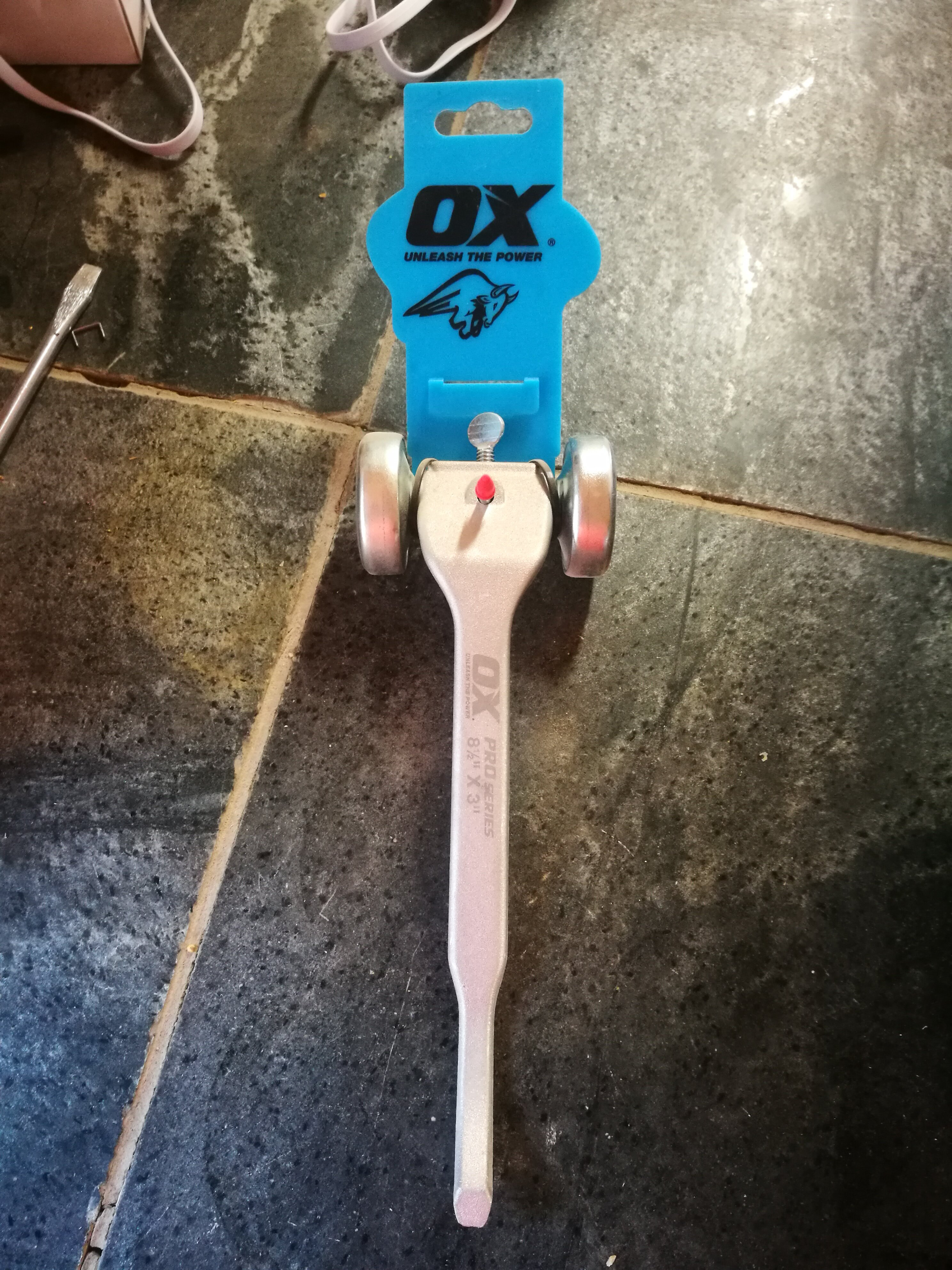 """OX PRO JOINTER RAKER 8 1/2 X 3"""""""