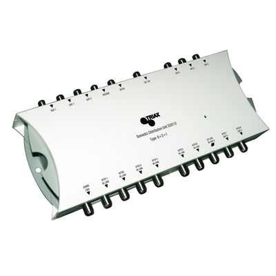 Triax DDU 6 + 2 +1 Distribution Unit