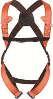 Delta Plus HAR12 Harness 2 Anchorage Points