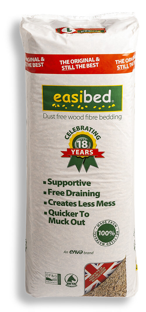 Easibed Shredded Wood Bedding 20kg