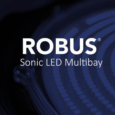 ROBUS Sonic LED Multibay