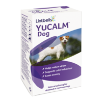 Lintbells YuCALM Dog 60 Tablets x 1