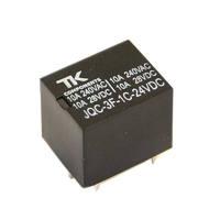 TKR24V-10A-5P | RELAY 24VOLTS - 10 AMP  - 5 PINS