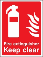 Fire Equipment Sign FEQP0003-0461