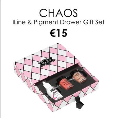 Chaos Pigment Drawer Set