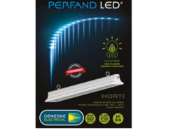 New LED Lighting used for growing Fruit & Vegetables in Greenhouses.