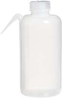 Washbottles Pe Sq. Oval/Int. Jet 250ml N