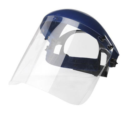 Bolle BL20PI Browguard & Polycarbonate Clear Visor