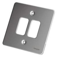 Ultimate GRID Mirror Steel GANG PLATE|LV0701.0992