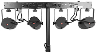 CHAUVET DJ 4PLAY 2-in-1 Adjustable LED Beam Projecting Effect Light