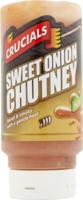 Mango & Chilli Chutney Crucials 420ml