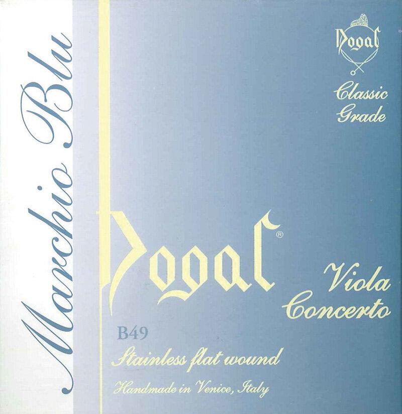Dogal Blue Label, viola string set