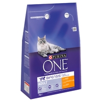 Purina One Adult Cat - Chicken & Whole Grains 3kg x 1