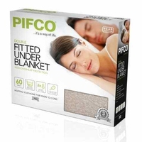 PIFCO DOUBLE DUAL UNDER BLANKET FITTED