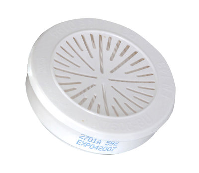 HONEYWELL NORTH Particle P3 Filter for N5500/N5400 Respirators (Pair)