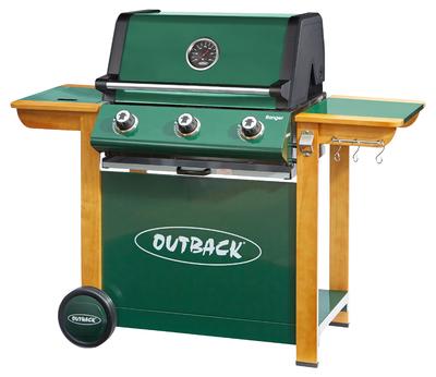 Outback Ranger 3 Burner Gas Barbecue