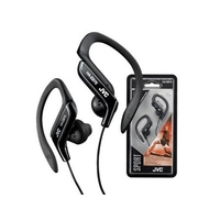 JVC HAEB75B Sports Earphone in Black