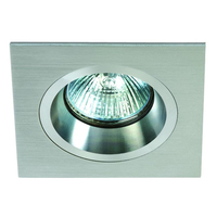 Aluminium Square fixed Downlight | LV1202.0008
