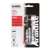 Araldite Rapid Tubes 2 x 15ml 400005 (6)