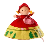 Little Red Riding Hood Reversible.