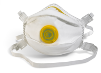 BBP3V FFP3 Valved Respirator (5's) Staple-Free