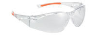 Univet 513 Clear Anti-scratch glasses