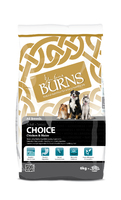 Burns Adult / Senior Dog Chicken & Maize Choice 6Kg