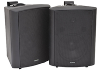 "8"" Indoor Speakers BC8 Black"