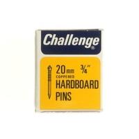"BAYONET DISPLAY BOX HARDBOARD PINS 20 MM 3/4"""